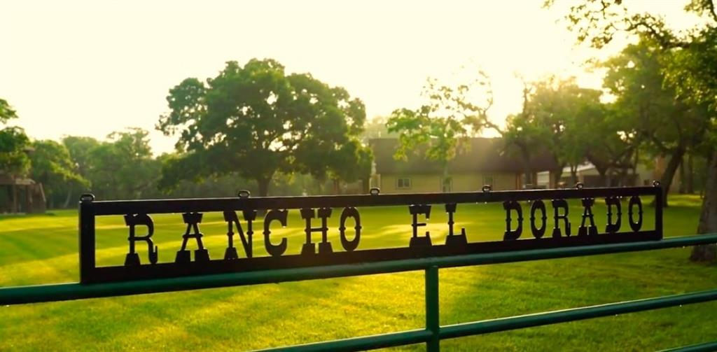 "Located ~ 18 miles south east of Hallettsville, Texas, and in the far south east portion of Lavaca County, sits the very private 468.59 acre ""Rancho El Dorado"". Highlighted by current ownership meticulous care and attention to detail coupled with over 1.5 miles of live water Navidad River frontage, 15+ miles of manicured sederoes, and stunning oak trees, Rancho El Dorado is a true show ranch that any landowner would be proud to call their own! There are multiple living and entertaining spaces coupled with a multitude of outdoor activities, such as, a gun range, driving range, zipline and more, all adding to the recreational value of the property. Great hunting, superb grazing for livestock and less than 1 hour to the Texas coast, this ranch checks all the recreational boxes.With 2 hour drives from Houston, Austin, San Antonio and Corpus Christi, Rancho El Dorado is the perfect property for the discerning recreational buyer in search of a manageable commute to and from their home."