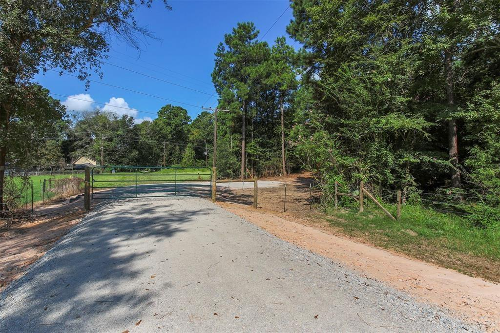 Beautiful 6.45 Acres of UNRESTRICTED land at an excellent location. Very convenient access to I-45, Conroe and The Woodlands. Property is wooded with some open land in the electrical easement. Gentle slope from back to front with lots of privacy. Call for an appointment and come see this beautiful and conveniently located property. There are not many properties of this size with no restrictions so close to The woodlands and Conroe. So if you are looking for 6.45 acres of unrestricted land at a great location this will be your opportunity to own it.