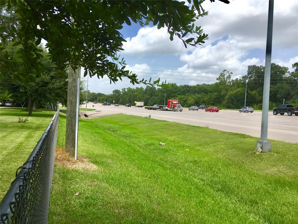 This property is being sold with 2 adjoining properties totaling 72,086 sf (+/- 1.74 acres) according to HCAD.  Approximately 310 ft of FM 1960 frontage.  Commercial properties are in the surrounding area.  Could convert to commercial or industrial use.  Currently the property has a nice 2.457 sf home in average condition.  Utilities include water well (2013), 2 - 200 amp power polls, gas, 2 septic tanks.  All storage sheds stay.  Portable container & personal property will be removed.