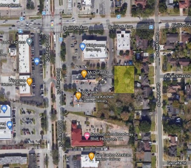 8121 Broadway Street, Houston, Texas 77061, ,Lots,For Sale,Broadway,36393428