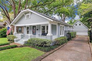 1019 Le Green Street, Houston, TX 77009