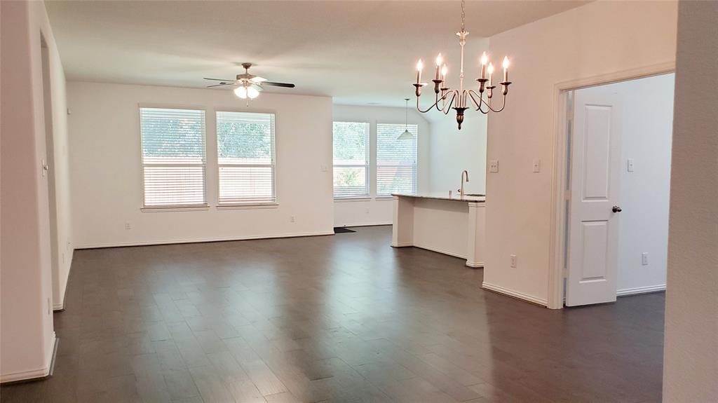 Take $250 off the 1st month's rent on a 12 mo lease and $350 off the 1st month's rent on a long term lease of 18 mos or longer! Application fees will be refunded towards 1st month's rent upon approval and lease signed! No Deposit Plan (must qualify)! Video Tour available! This home is located in the new neighborhood of Wrights Landing in Spring. Built-in 2017, this home features 4 bedrooms, 2baths, a private study/family room, a formal dining room, an island kitchen, and breakfast nook. There are no backyard neighbors, the home is equipped with a sprinkler system, ADT alarm system, energy-efficient appliances, and custom touches. Attractive wood flooring, custom cabinets, granite counters, archways and stainless steel appliances complete this home! Washer & dryer included, big backyard with two gates, the neighborhood has trails, a pool, a park, a splash pad, easy access to 99, 45N, 59N and is zoned to Conroe ISD. Pets are case by case, No SECTION 8,