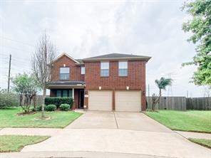 9607 Ashwood Valley Drive, Houston, TX 77095