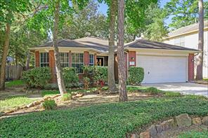 7 Shimmer Pond Place, The Woodlands, TX 77385