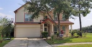 9502 Arrowhead Terrace Lane, Humble, TX 77396