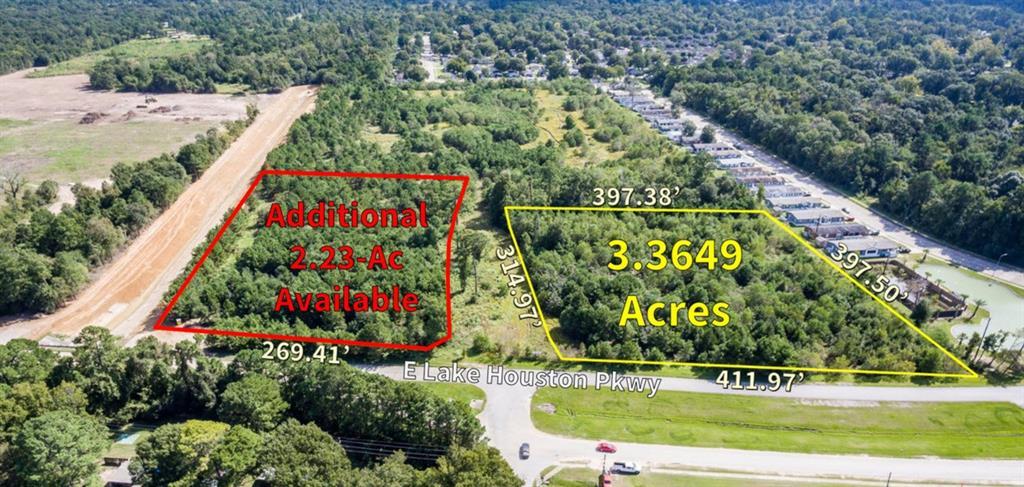 26 E Lake Houston Parkway, Huffman, Texas 77336, ,Lots,For Sale,E Lake Houston,26416516