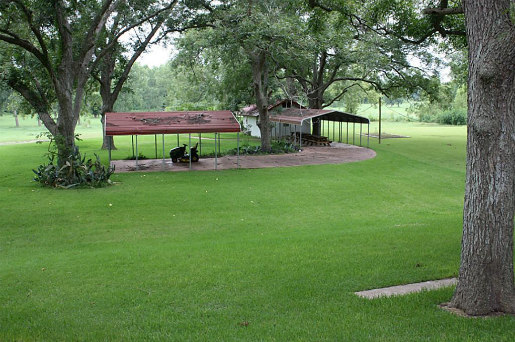 This place is beautiful 10.392 +/- rolling, wooded acres on the Brazos River!! Why drive hours when you can have your own private paradise 30 minutes from Houston. The land is rolling with trees, deer roaming freely & a view of the Brazos River in back ground. Storage shed, cover patio has a park like setting making it perfect for family, friends reunions, picnics. Bring your 4 wheeler or dirty bikes and ENJOY!!