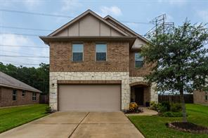 20406 Lookout Bend Drive, Humble, TX 77338