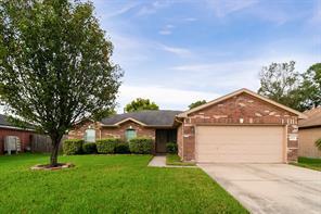10743 Ambergate Drive, Humble, TX 77396