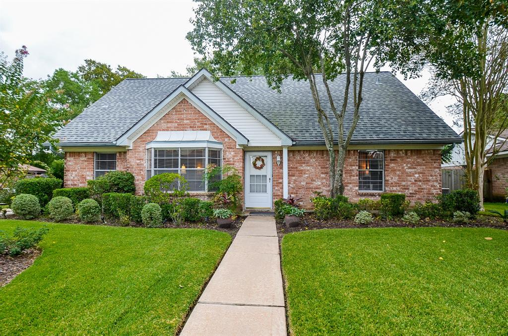 - Immaculately maintained home and beautifully landscaped lawn by same owners for 40+ years. - Beautiful pond/waterfall feature and mature trees in backyard with no back neighbors! - New roof (2017) with 30-year warranty. - Spacious wood deck (24'x26') and wood privacy fence built in 2019. - Remodeled master bath and vanity in 2019.  - Huge amount of storage space with six walk-in closets, under stairs closet, and floored attic space in the upstairs. - Walking distance to a new Fort Bend ISD state-of-the-art elementary school opening in the fall of 2021. - Located in Meadows Place with its own police department and fire department and easy access to major metropolitan area amenities in addition to a wide variety of retail and medical facilities, and outdoor activity options in the community.