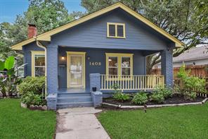 1408 Studewood Street, Houston, TX 77008