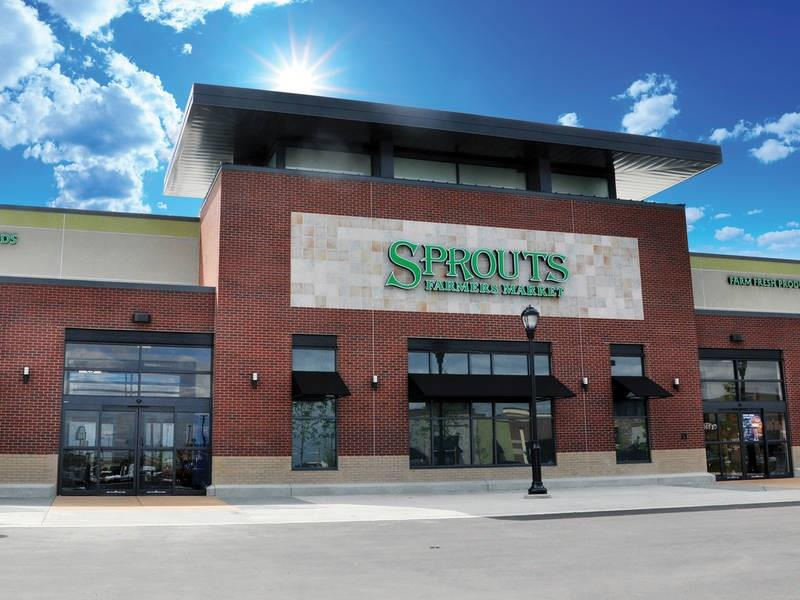 Sprouts Market is just a couple of blocks away.