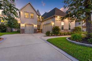 127 S Curly Willow Circle, Tomball, TX 77375