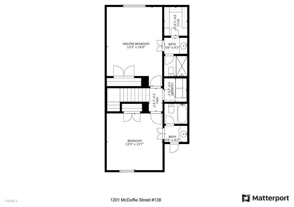Level 2 floor plan.
