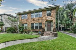 1718 Rosedale Street, Houston, TX 77004