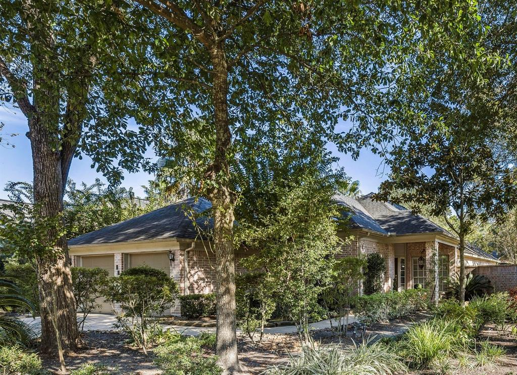 Light and bright patio home complete with private back yard with a pool and spa. This home is on a cul-de-sac in a well kept quiet neighborhood in Alden Bridge. Yard is low maintenance with lush landscaping. This 1 story home has a wall of windows overlooking the beautiful back yard and pool. Zoned to exemplary schools! Great floor plan. Close to schools, shopping, and restaurants. Replaced the HVAC in 2019. Pool control system replaced in 2017 with WiFi capability. Sprinkler system control panel replaced and roof replaced (2010)