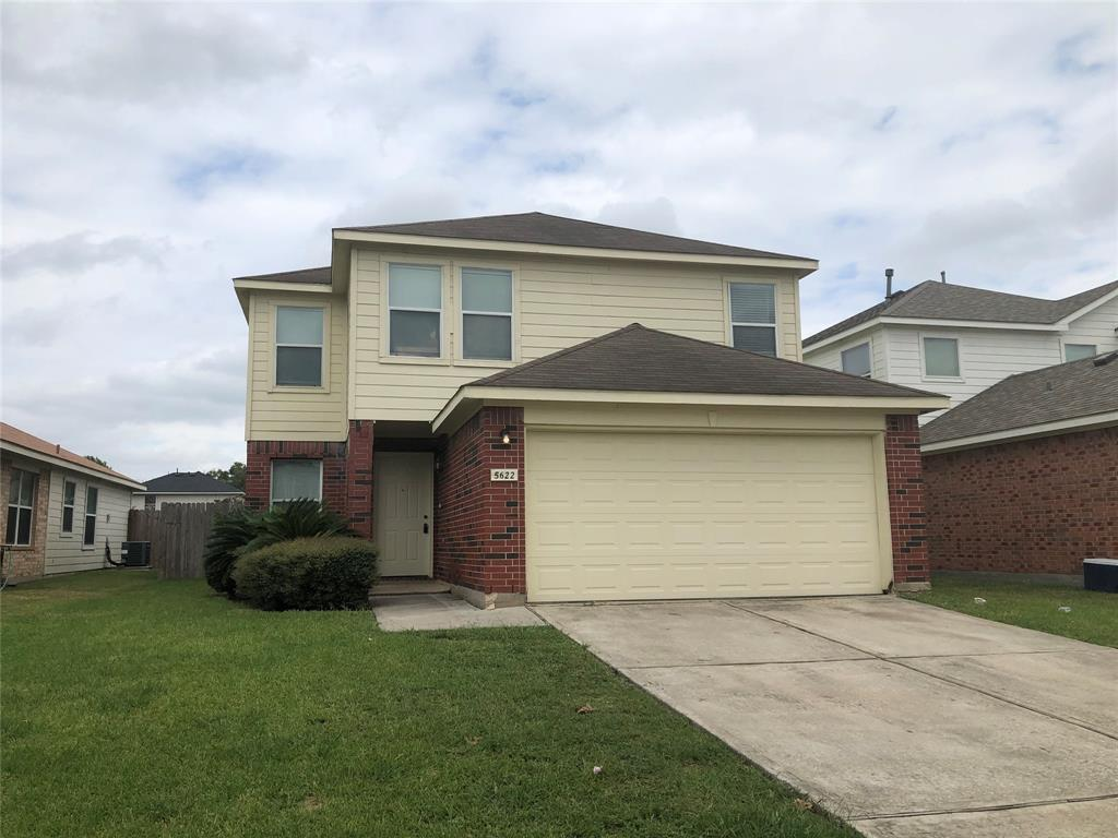 Spacious 3 bedroom 2.5 bathrooms! Tile flooring with french doors that lead to the Texas size back yard. All bedrooms and laundry room are upstairs. Don't wait to make this beauty your HOME!