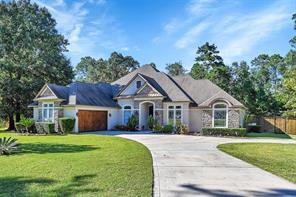 15436 Crown Oaks Drive, Montgomery, TX 77316