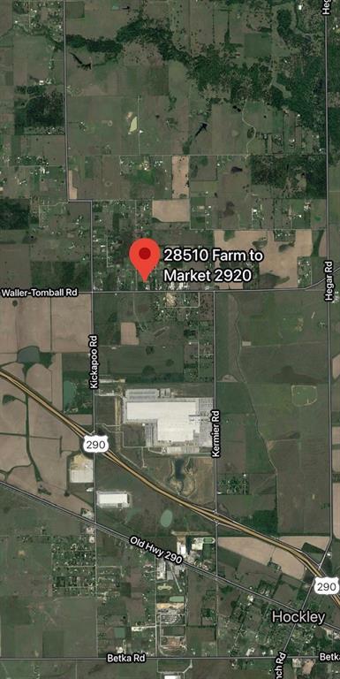FM 2920 Fm 2920, Waller, Texas 77484, ,Lots,For Sale,Fm 2920,49728563