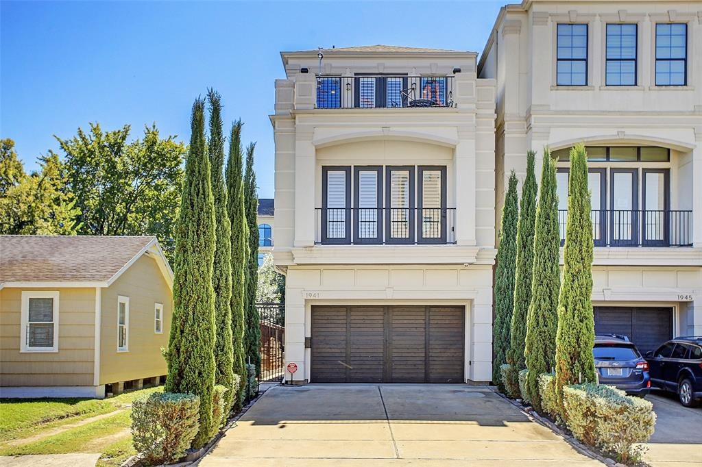Beautiful home in the River Oaks area, steps away from unmatched cuisine and shopping experiences including the River Oaks Shopping Center and the upcoming Regent Square shopping and dining district. The property features two balconies, an expansive backyard, and several master-sized bedrooms. The kitchen is fully equipped with Wolf, Sub-Zero and Uline appliances, marble countertops, and plenty of storage. The master bathroom features marble flooring with a fully enclosed steam shower. Each guest bathroom houses polished nickel furnishings, large walk-in showers, and huge mirrors. First floor living provides an open floor plan, and the space extends forever. High ceilings and dark hardwoods abound throughout the home. Natural light flows uninterrupted. Extensive upgrades throughout. Savant home automation system. Fully insulated and climate controlled garage. Space for a pool if so desired.