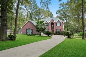 15208 Paradise View Drive, Willis, TX 77318