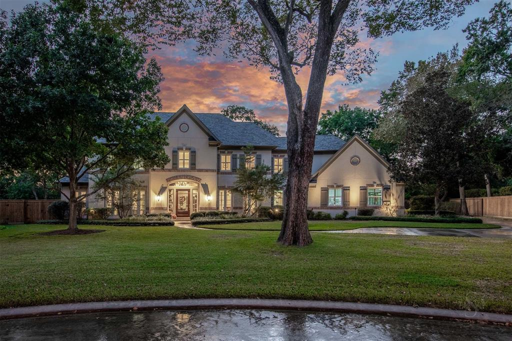 The triumphant marriage of luxury, privacy and perfection. BHGRE is proud to present this estate home tucked away in the gated neighborhood of Bayou Park Estates, located in the heart of Cinco Ranch. The property is situated on a 30,000 SF lot backing to woods. There is a gorgeous pool and spa with covered patio overlooking the lush grounds. The entire interior of the home has been tastefully updated and features formal living room, formal dining room, two staircases, private study, stunning soaring entry with sweeping staircase looking through to the majestic view beyond. The gourmet kitchen is open to inviting family room. Five spacious bedroom 4 full and 2 half baths and three car garage with ample parking.  The roof is new and all HVAC systems recent. The laundry room is a MUST SEE! Uncompromised attention to detail throughout the home.  Zoned to outstanding Katy ISD schools and close to shopping, restaurants and all commuter routes. You can own your own piece of heaven!