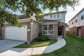 17834 June Forest Drive, Humble, TX 77346
