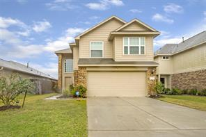 16706 Highland Villa Lane, Humble, TX 77396