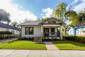 1126 Jerome Street, Houston, TX 77009