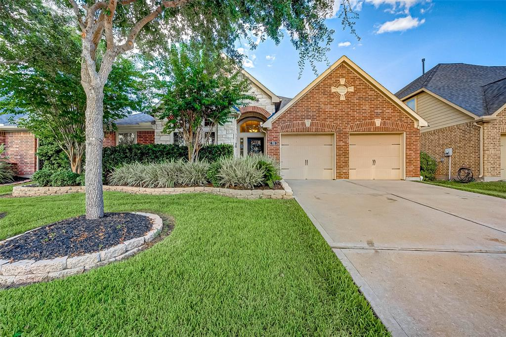 Amazingly maintained One Story home, conveniently located, easy access to 59 and 99, and short distance from downtown Houston. This home features a spectacular open concept floor plan with, study, media room (playroom) plus bedrooms and they are all split in three different areas. Hardwood floors and tile accent the entire home. The bright living room looks over a beautifully curated backyard with a porch. This home is entirely updated and is just waiting for the new owner to unpack. Do not miss the opportunity of touring this fantastic property. It won't last long.