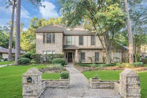 2402 Golden Pond Drive, Houston, TX 77345