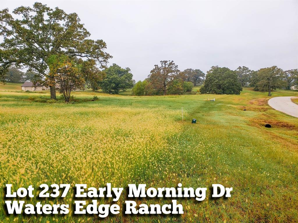 Lot 237 Early Morning Drive, Athens, TX 75752