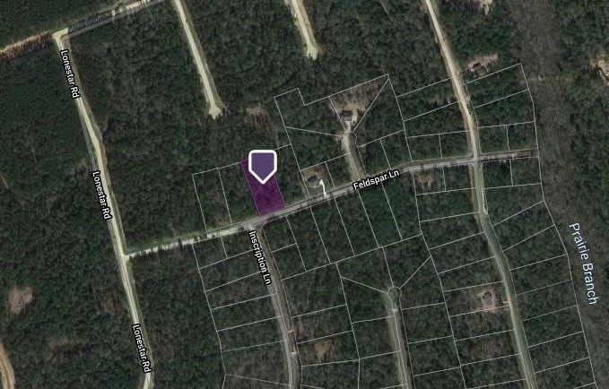 0 Feldspar Lane, Huntsville, Texas 77340, ,Lots,For Sale,Feldspar,56189445