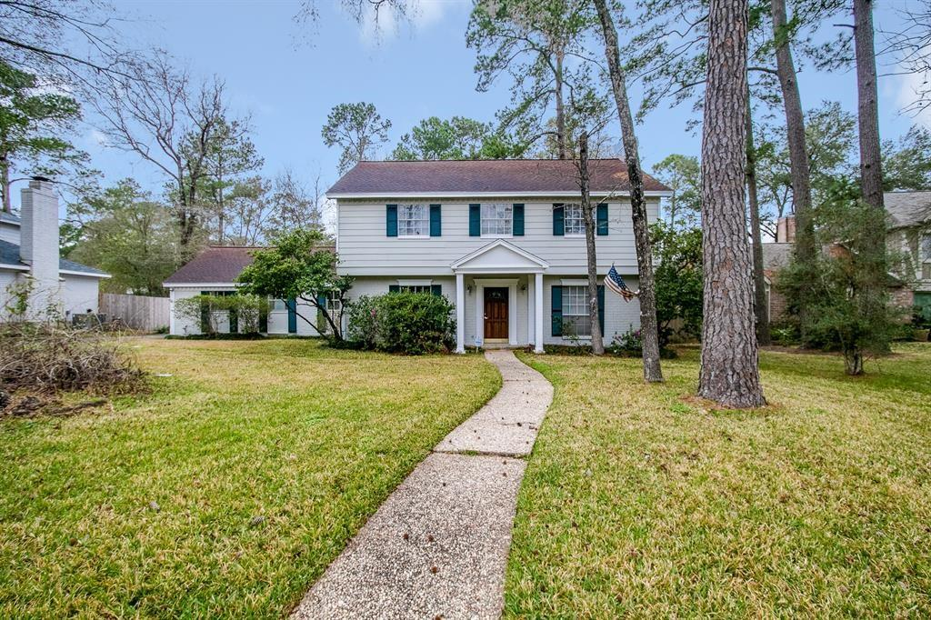 Beautifully updated 4 Bed, 2.5 bath with a huge patio overlooking the pool! This home has great space for working at home and for home zoom school.