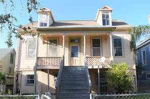 1818 Avenue N 1/2, Galveston, TX, 77550