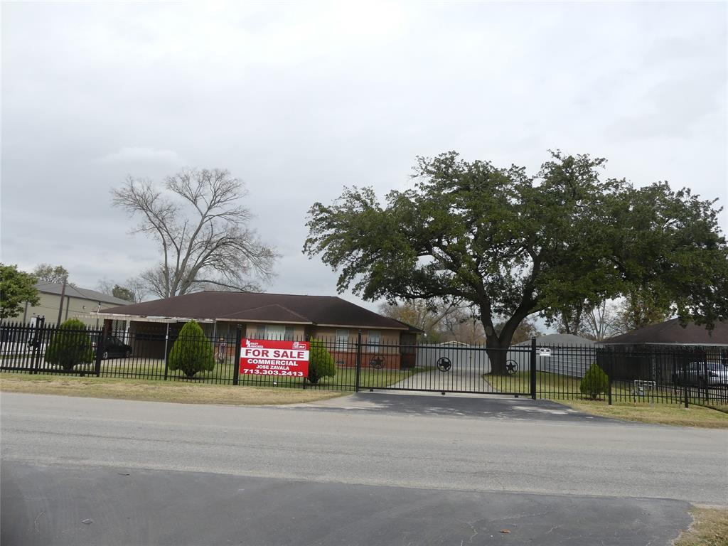 This is an excellent opportunity for you to own an unrestricted commercial lot with just under an acre of land.  The property has a lot to offer starting with a 1780 sq. ft. home with 2 bedrooms, 2 baths with and a 2 car garage that was converted to a family room. Directly behind the home there is a 30'x30' workshop with a 30'x20' overhang. Behind that smaller workshop there is a bigger and better professional built workshop that was previously was used as auto parts storage/auto shop. Under that big workshop there is a concrete pad that was built to complement the auto shop. The front of the property has wrought iron fence and 2 rolling gates which makes it very appealing and supports the home owners and their business. Hill road is unrestricted and its commercial value in the area has grown over the years.  It is a very desired area for business owners and also for home owners who want to work out of their their home..