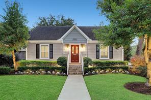 3933 Tennyson, West University Place, TX, 77005