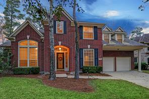 7 Camino Court, The Woodlands, TX 77382