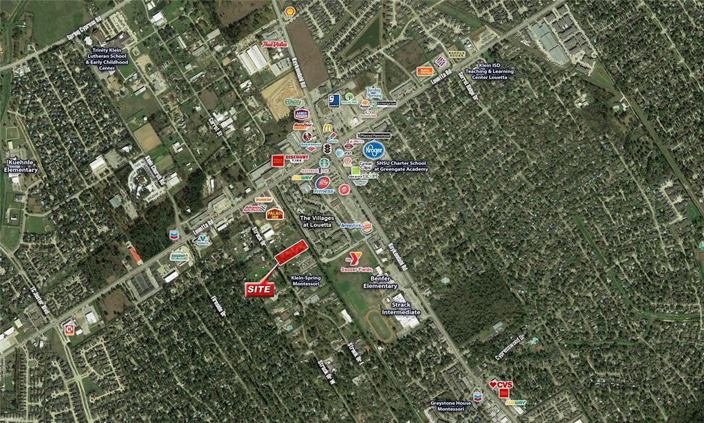 18118 Strack Drive, Spring, TX 77379