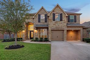19903 Crested Peak Lane, Cypress, TX 77433