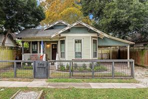 707 Archer, Houston, TX, 77009