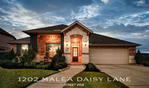 1202 Malea Daisy Lane, Richmond, TX 77406
