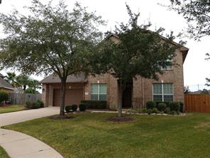 1608 Dover Mist Lane, Pearland, TX 77581