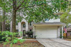 7 Bowie Bend Court, The Woodlands, TX 77385