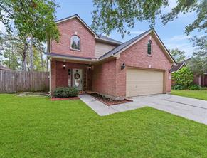 19410 Pinewood Bluff Lane, Humble, TX 77346
