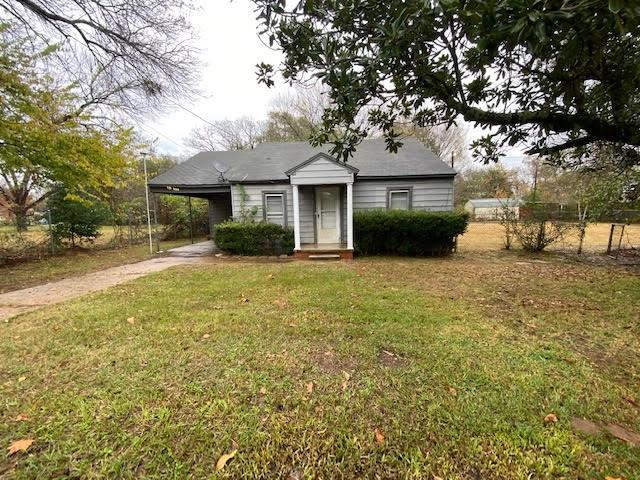 344 Charles, Centerville, Texas 75833, 3 Bedrooms Bedrooms, 3 Rooms Rooms,1 BathroomBathrooms,Single-family,For Sale,Charles,88278332