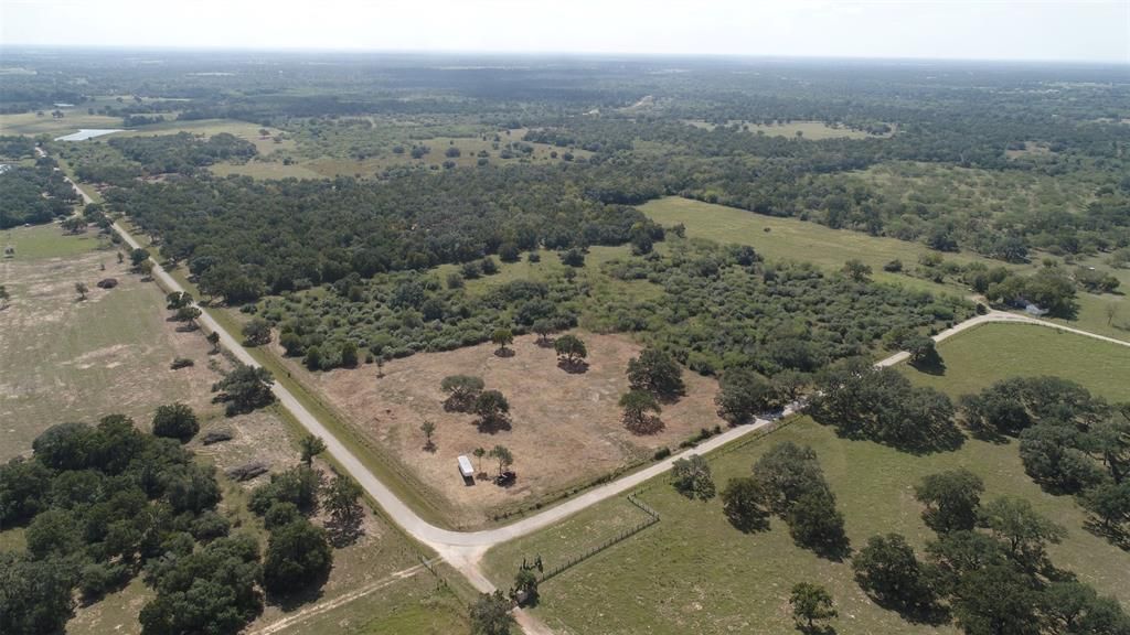 Located between Yoakum and Cuero with a convenient two drive from Houston or Austin. This 33 +/- acre tract is has been selectively cleared to create a one of a kind homesite among beautiful Oak trees. It is half heavily wooded and half partially wooded with paved county road frontage on two sides. Perfect location for building a weekend getaway or a permeant residence. Wildlife is abundant in the area. Electricity is accessible and an ag exemption is in place for low taxes.