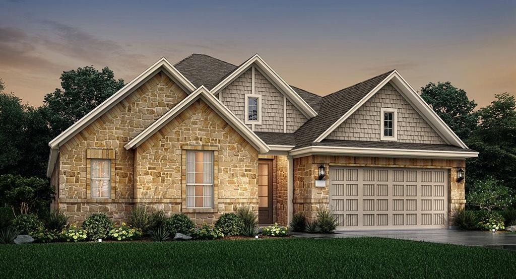 "NEW! Lennar Fairway Collection ""Cabot"" Plan with Stone/Brick Elevation ""G"" in Artavia!"
