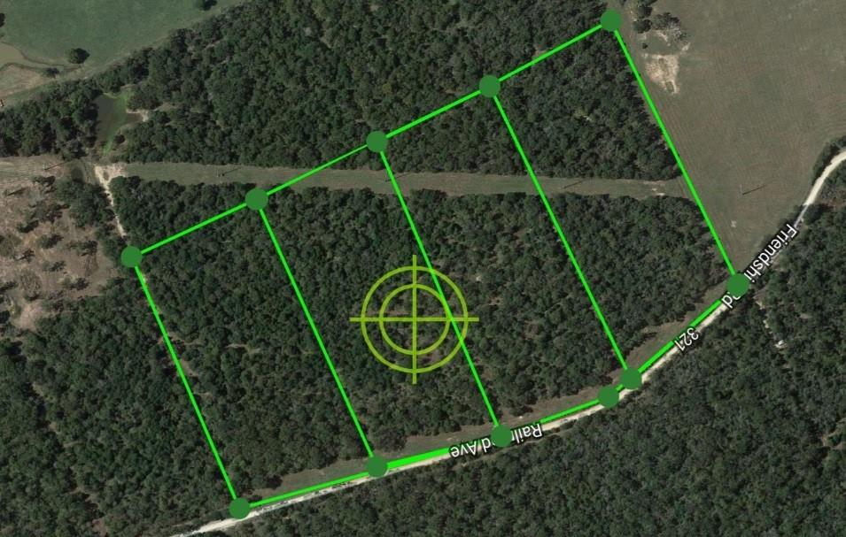 This 10 acre tract listing is one of four available tracts. All four tracts are 10 acres and heavily wooded. Each parcel has water and electric available along with county road frontage. Other adjoining acreage available.