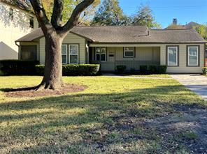 5519 Huisache, Houston TX 77081